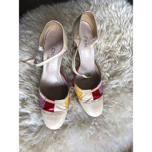Chanel | Vintage Chanel Heels
